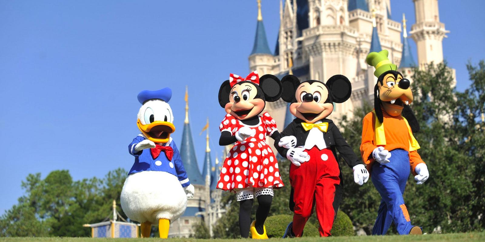 Walt Disney World Orlando Visit Orlando Fl My