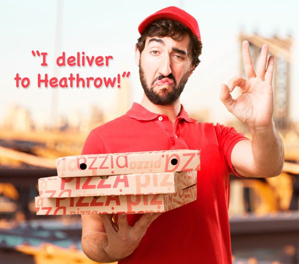 Heathrow FL Pizza Delivery