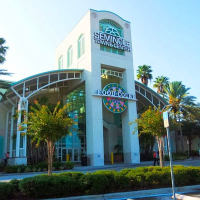 seminole towne center Sanford, FL