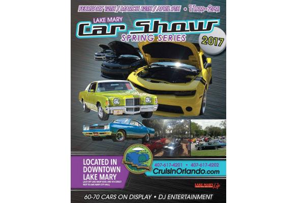 Xlakemarycarshow Heathrow Florida Experience Seminole - Car show orlando today