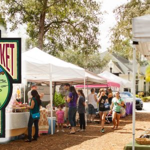 Celebrate Local at the Lake Mary Farmer's Market