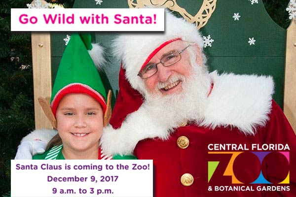 Central Florida Zoo Events