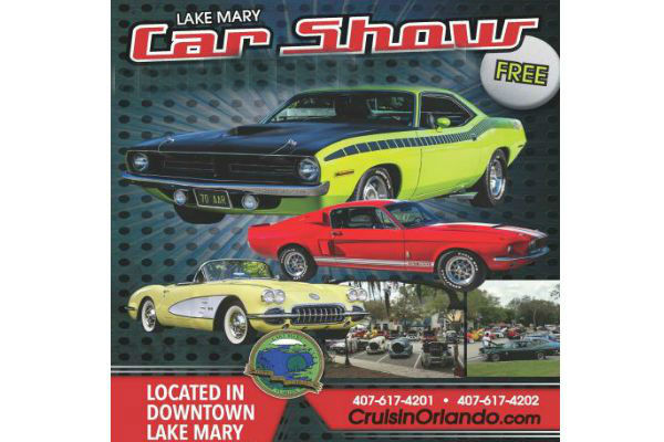 Lake Mary Car Show Series My Heathrow Florida Experience Seminole - Car show florida