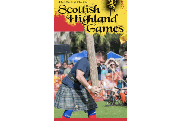 Scottish Highland Games My Heathrow Florida Experience