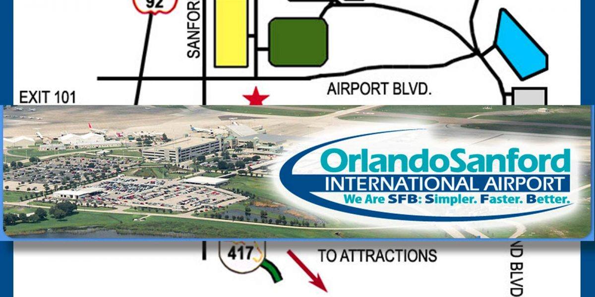 Car Service From Disneyworld To Sanford Airport