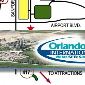 Holiday Travel Tips For Orlando Sanford International Airport 2017