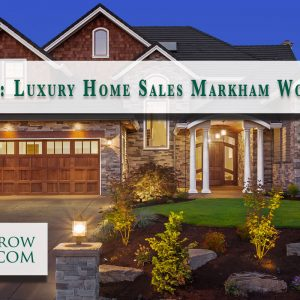 Market Update: Luxury Home Sales in Markham Woods Corridor June-November 2017