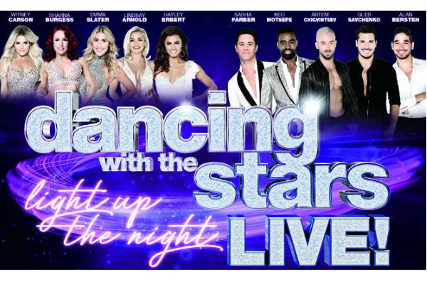 Dancing With The Stars Live My Heathrow Florida Experience Seminole County