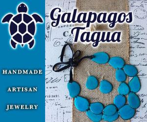 Galpagaos Tagua Jewelry